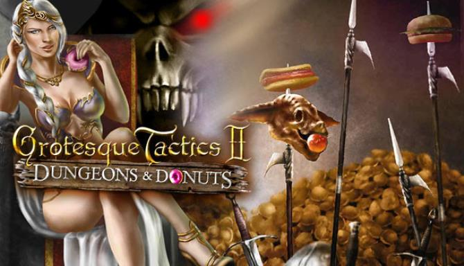 Grotesque Tactics 2 – Dungeons and Donuts Free Download