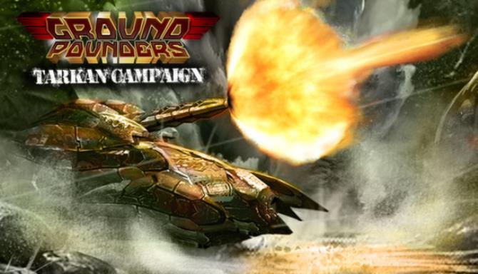 Ground Pounders: Tarka DLC Free Download