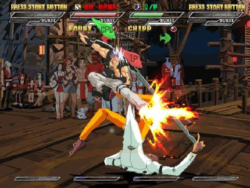 Guilty Gear Isuka Torrent Download