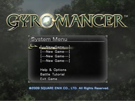 Gyromancer Torrent Download
