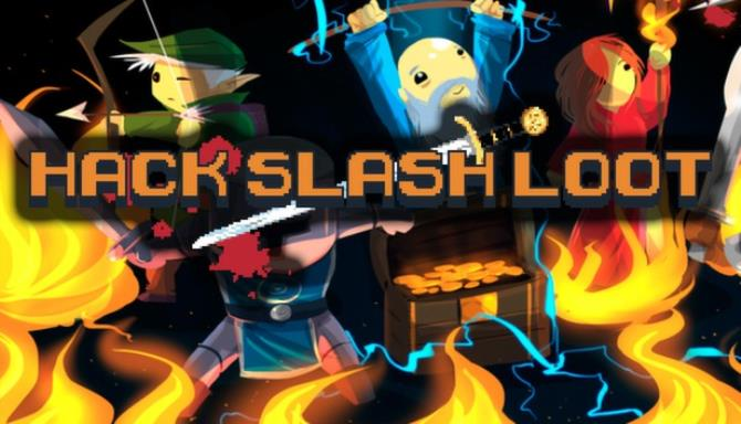 Hack, Slash, Loot Free Download