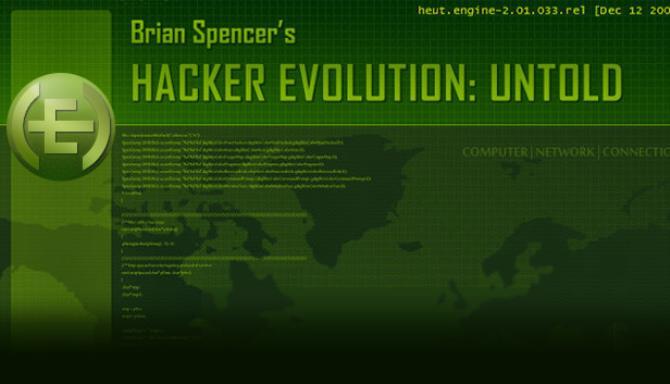 Hacker Evolution: Untold Free Download