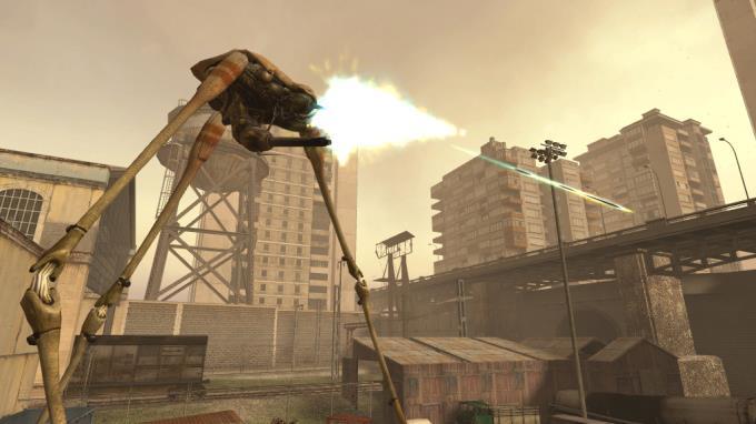 Half-Life 2: Episode One Free Download « IGGGAMES