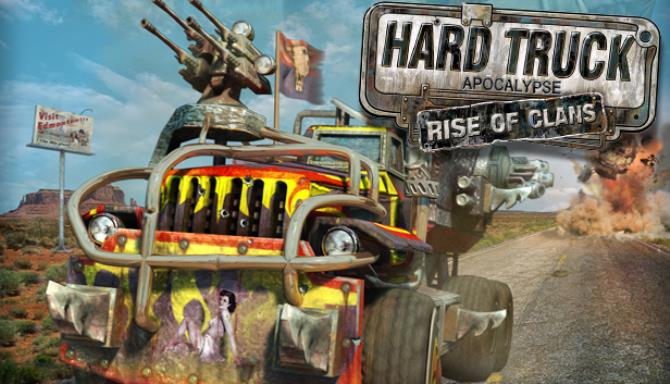 Hard.Truck.Apocalypse-RELOADED Update
