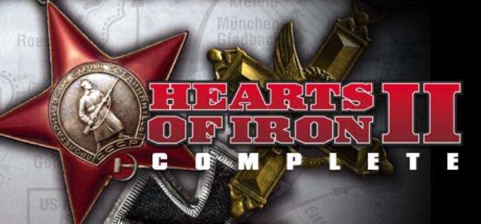 Hearts of Iron 2 Complete Free Download