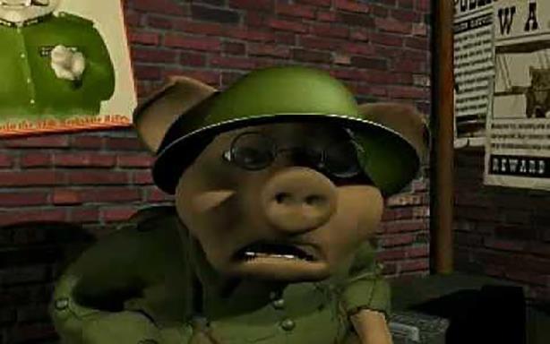 Hogs of War PC Crack
