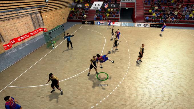 IHF Handball Challenge 12 PC Crack