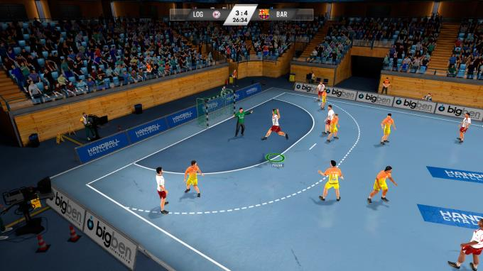 IHF Handball Challenge 14 PC Crack