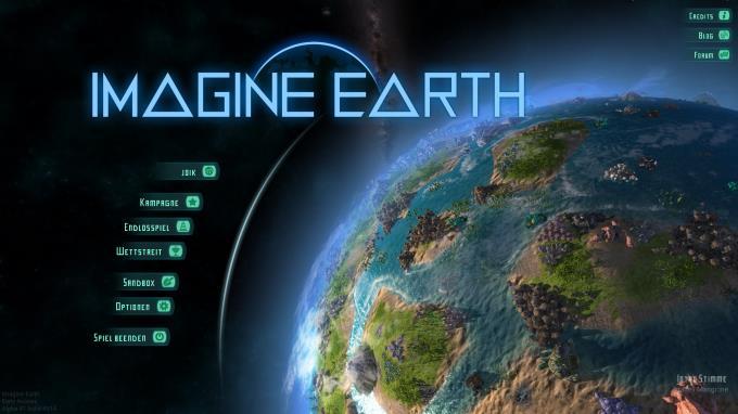 Imagine Earth PC Crack