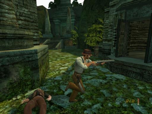 Indiana Jones® and the Emperor's Tomb™ Torrent Download