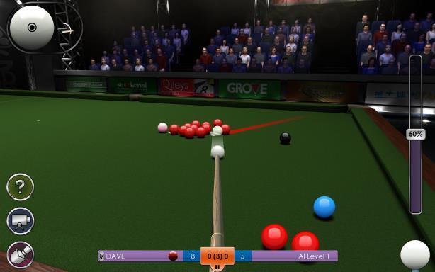 International Snooker PC Crack