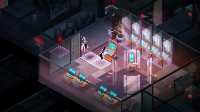 Invisible, Inc. Torrent Download
