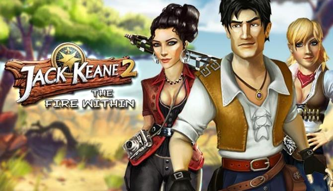 Jack Keane 2 - The Fire Within Free Download
