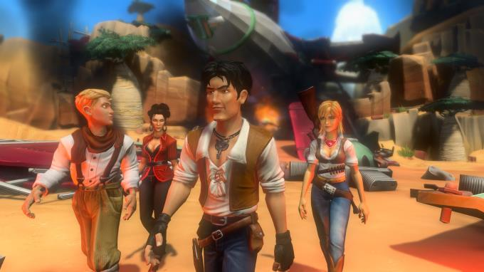 Jack Keane 2 - The Fire Within Torrent Download