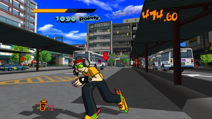 Jet Set Radio Torrent Download