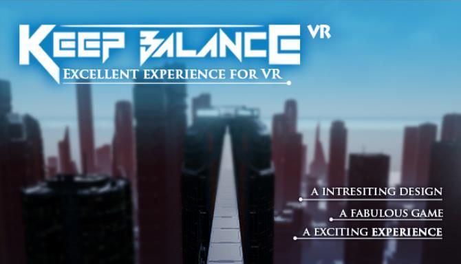 Keep Balance VR Free Download