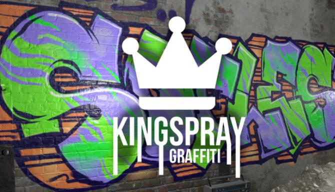 Kingspray Graffiti VR Free Download