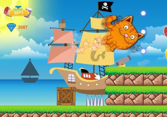 Kitten and food: adventure park PC Crack
