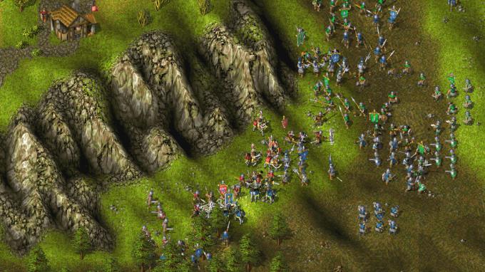 Knights and Merchants Torrent Download