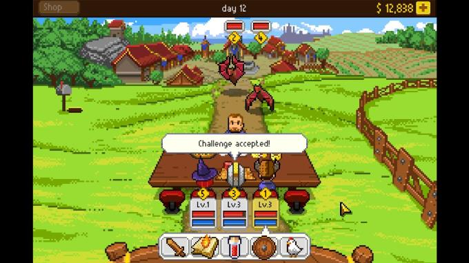 Knights of Pen and Paper +1 Edition Torrent Download
