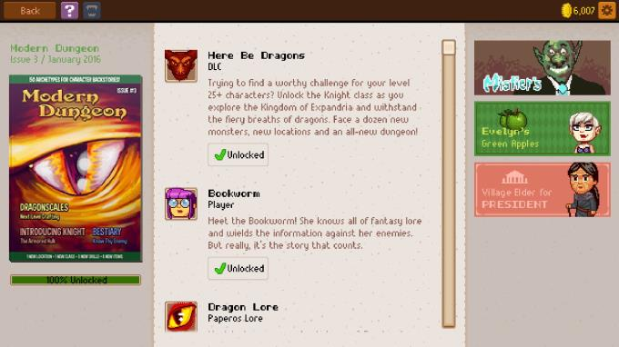 Knights of Pen and Paper 2 - Here Be Dragons PC Crack
