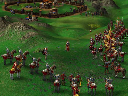 Kohan II: Kings of War PC Crack