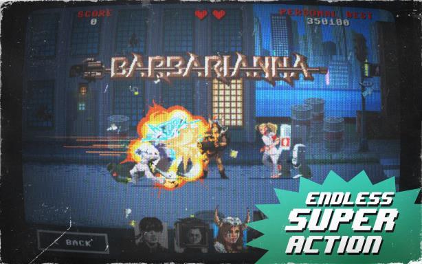Kung Fury: Street Rage PC Crack