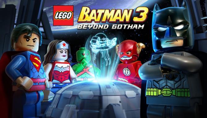LEGO® Batman™3: Beyond Gotham Free Download
