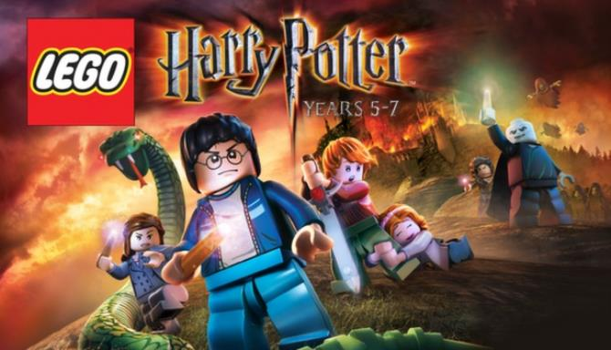 LEGO Harry Potter: Years 5-7 Free Download