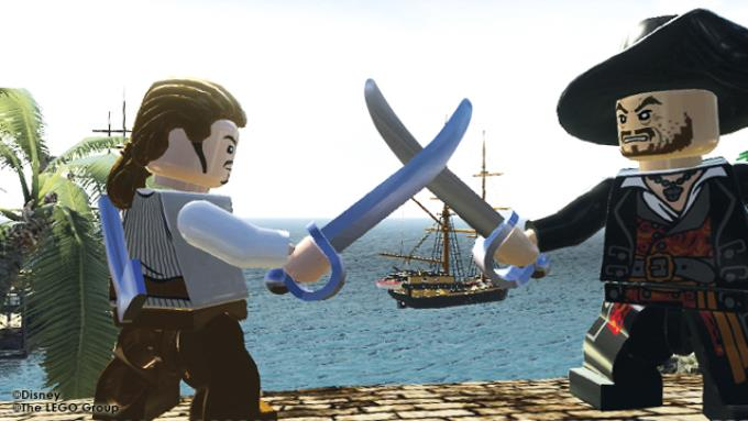 LEGO® Pirates of the Caribbean: The Video Game Torrent Download