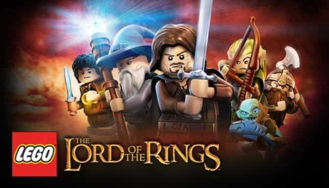 Lego Lord of the Rings Free Play - YouTube