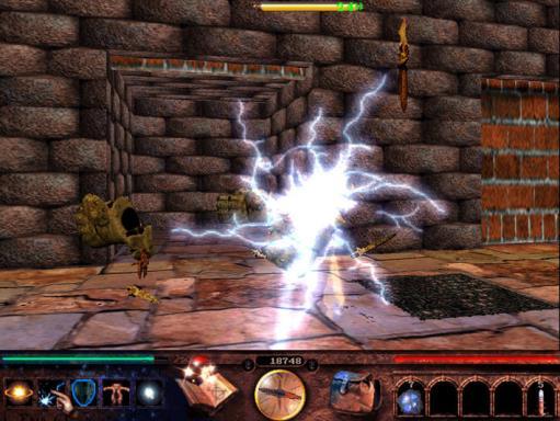 Lands of Lore 3 PC Crack