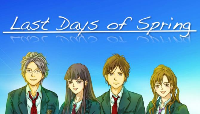 Last Days of Spring Visual Novel Free Download