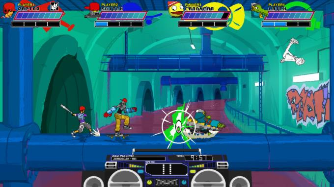 Lethal League PC Crack