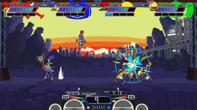 Lethal League Torrent Download
