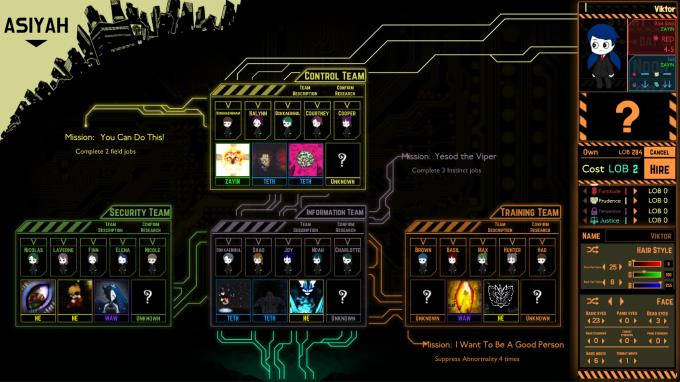Lobotomy Corporation | Monster Management Simulation Torrent Download