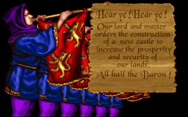 Lords of the Realm Torrent Download