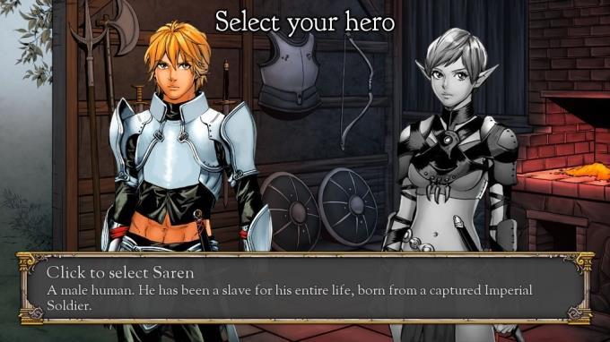 Loren The Amazon Princess PC Crack