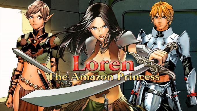 Loren The Amazon Princess Torrent Download