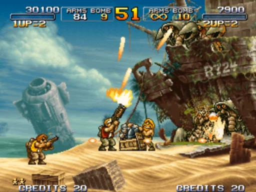 metal slug torrent