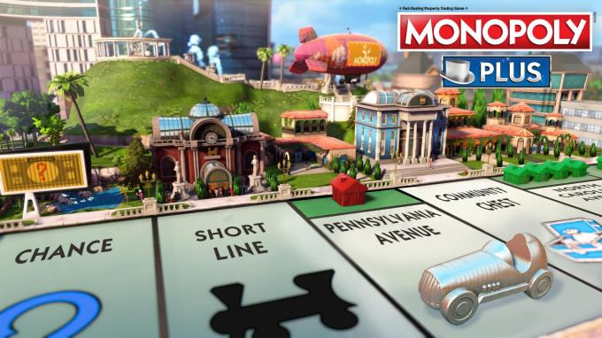 MONOPOLY PLUS Free Download (STEAMPUNKS) « IGGGAMES