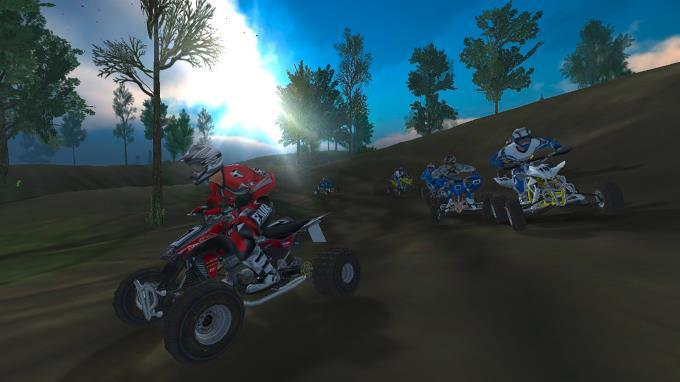 MX vs. ATV Unleashed PC Crack