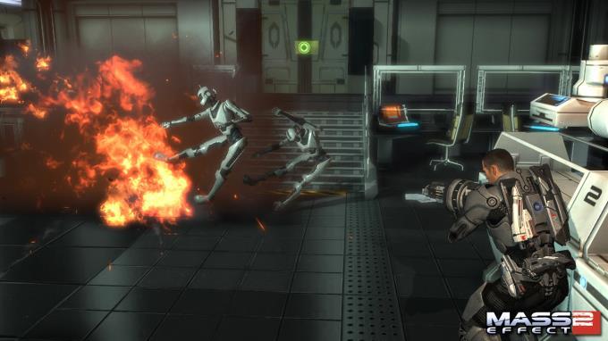 Mass Effect 2 PC Crack