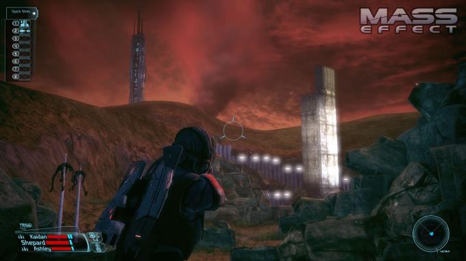 Mass Effect PC Crack