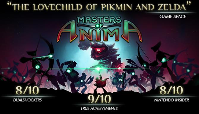 Masters of Anima Free Download