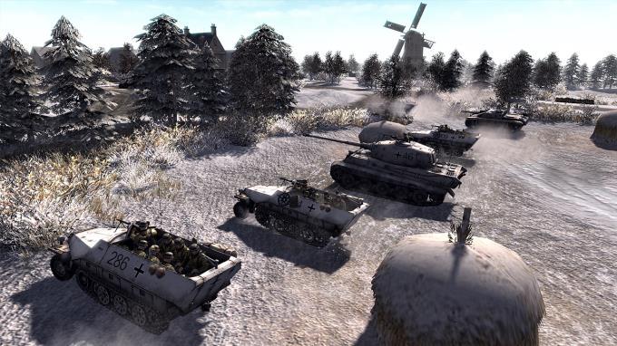 Men of War: Assault Squad 2 PC Crack