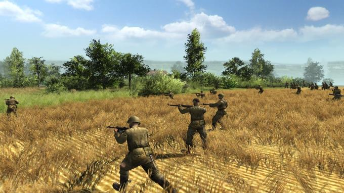 Men of War: Condemned Heroes Torrent Download