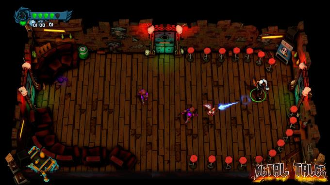 Metal Tales: Fury of the Guitar Gods Torrent Download