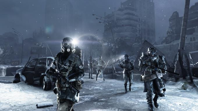 Metro 2033 Redux PC Crack