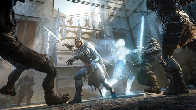 Middle-earth™: Shadow of Mordor™ PC Crack